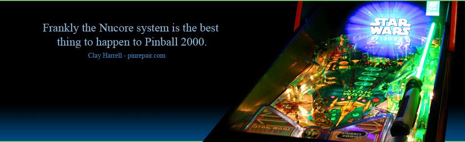 Pinball 2000 Emulator - Nucore - BIG GUYS PINBALL LLC